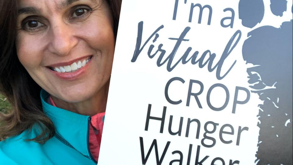 Hunger Walk 2 Harkness